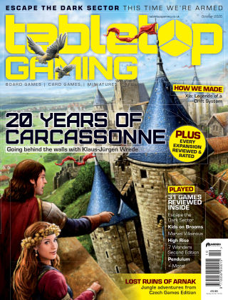 Tabletop Gaming ISSUE47