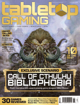 Tabletop Gaming ISSUE48