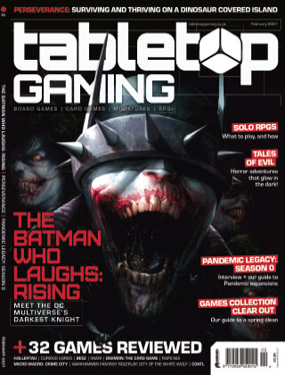 Tabletop Gaming ISSUE51