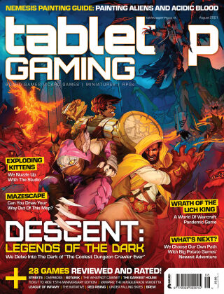 Tabletop Gaming ISSUE57