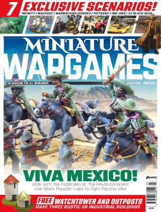 Miniature Wargames ISSUE443