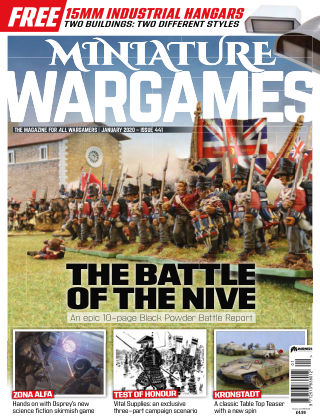 Miniature Wargames ISSUE441