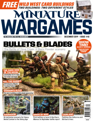 Miniature Wargames ISSUE440