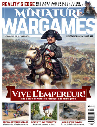 Miniature Wargames ISSUE437