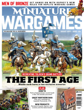 Miniature Wargames ISSUE436