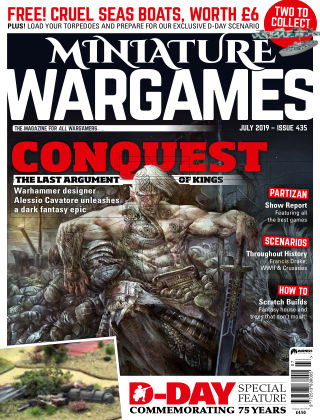 Miniature Wargames ISSUE435