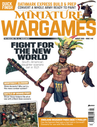 Miniature Wargames ISSUE448