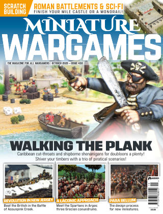 Miniature Wargames ISSUE450