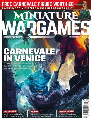Miniature Wargames 2020-10-09