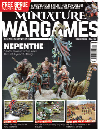 Miniature Wargames ISSUE452