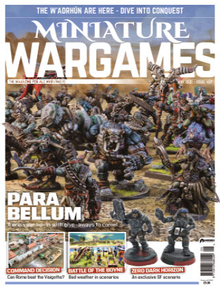 Miniature Wargames ISSUE457