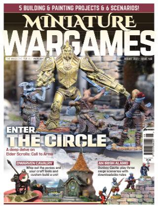 Miniature Wargames ISSUE460