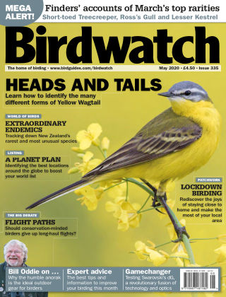 Birdwatch ISSUE335MAY2020