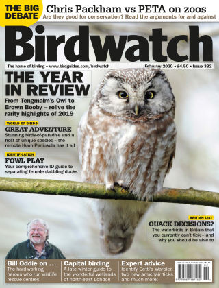 Birdwatch ISSUE332FEB2020