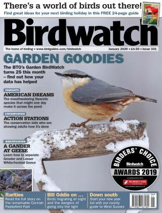Birdwatch ISSUE331Jan2020
