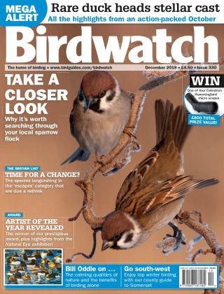 Birdwatch ISSUE330DEC19