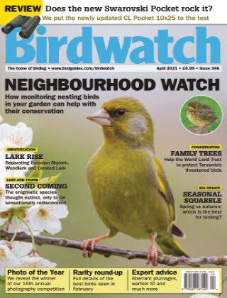 Birdwatch ISSUE346APRIL2021