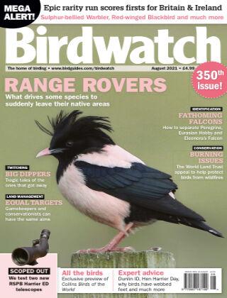 Birdwatch ISSUE350AUGUST2021