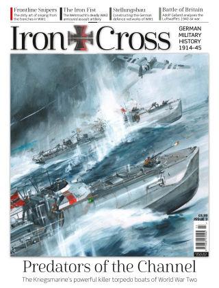 Iron Cross ISSUE3