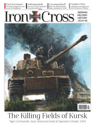 Iron Cross ISSUE4