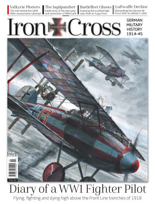 Iron Cross ISSUE2