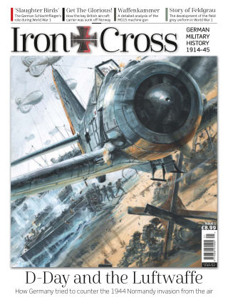 Iron Cross ISSUE1