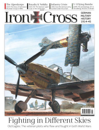 Iron Cross ISSUE5