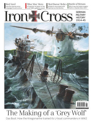Iron Cross ISSUE6