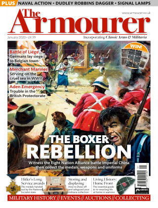 The Armourer JANUARY2020