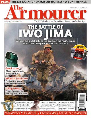 The Armourer FEBRUARY2020