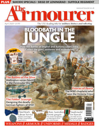 The Armourer APRIL2020