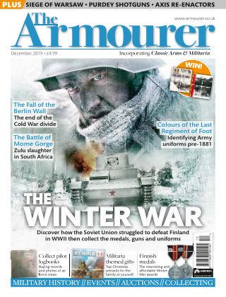The Armourer DECEMBER2019