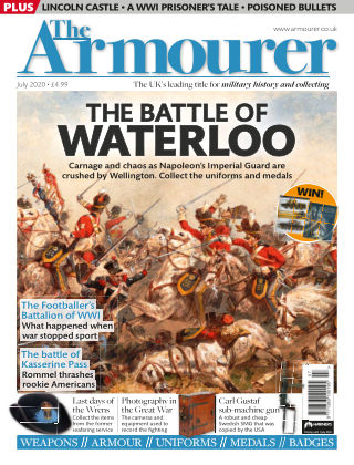 The Armourer JULY2020