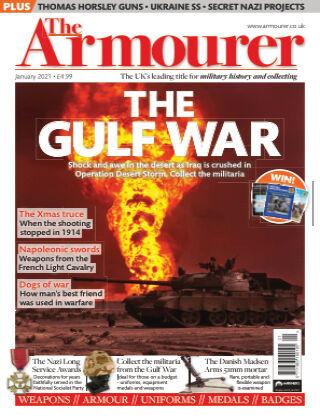 The Armourer JANUARY2021