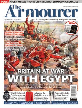 The Armourer SEPTEMBER2021