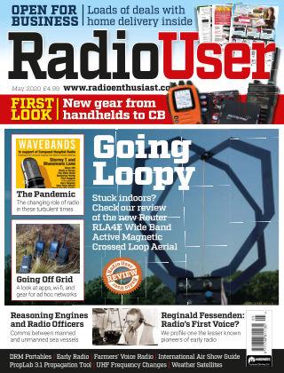 Radio User MAY2020
