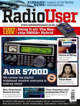 Radio User APRIL2020