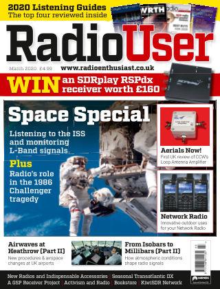 Radio User MARCH2020