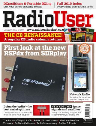 Radio User JANUARY2020