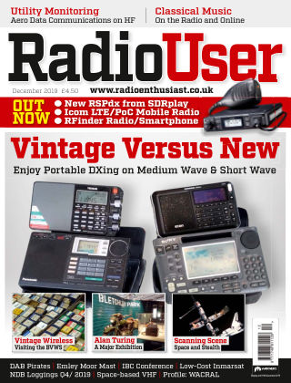 Radio User DECEMBER2019