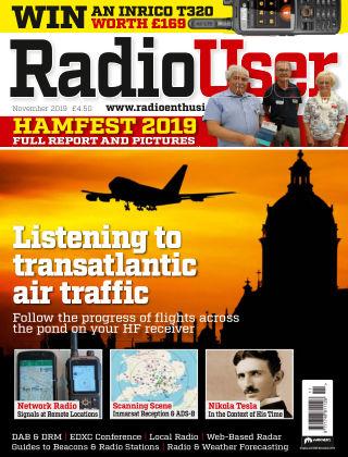 Radio User NOVEMBER2019