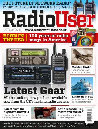Radio User JULY2020
