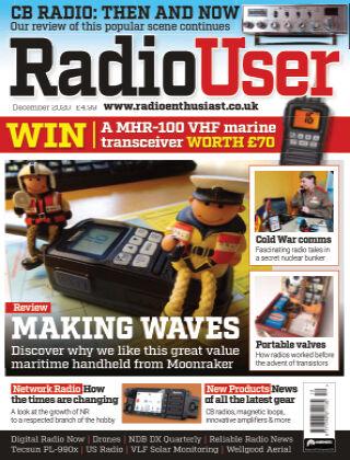 Radio User DECEMBER2020