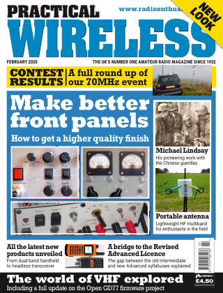Practical Wireless FEBRUARY2020