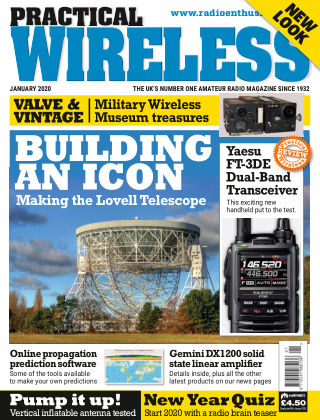 Practical Wireless JANUARY2020