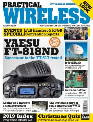 Practical Wireless DECEMBER2019