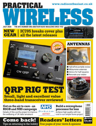 Practical Wireless JULY2020