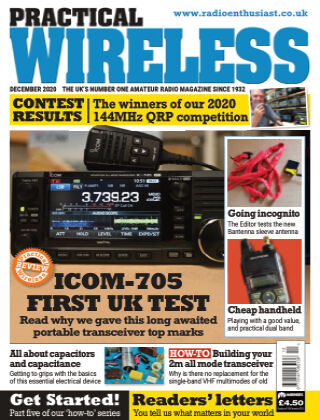 Practical Wireless DECEMBER2020