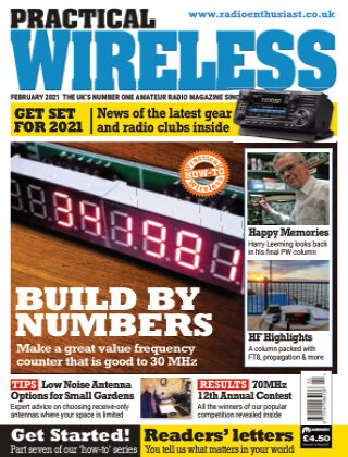 Practical Wireless FEBRUARY2021