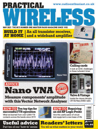 Practical Wireless MAY2021